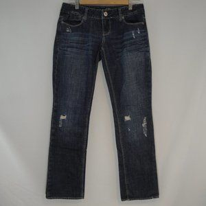 AMERICAN EAGLE Jeans 77 Straight Stretch 4 Short